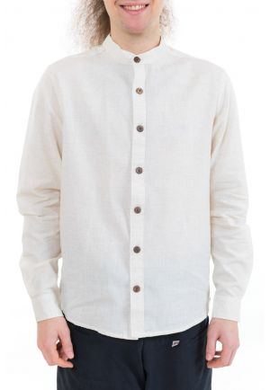 Chemise homme casual chic natural zoom