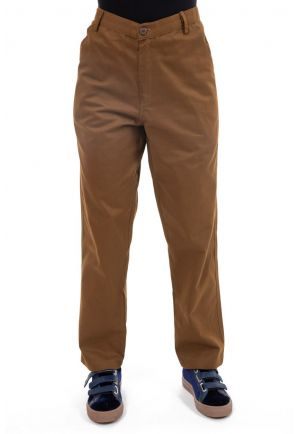 Pantalon twill doux golden hour zoom