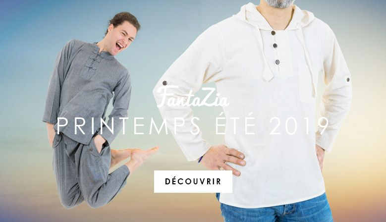 Nouvelle collection Homme printemps étè