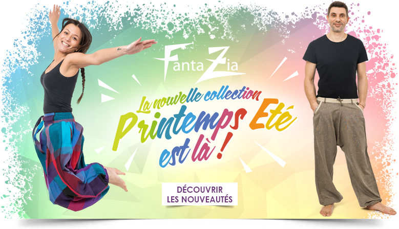La nouvelle collection Printemps étè 2018 !